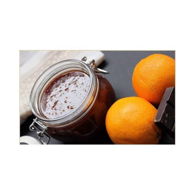Mermelada de naranja con Chocolate 275gr
