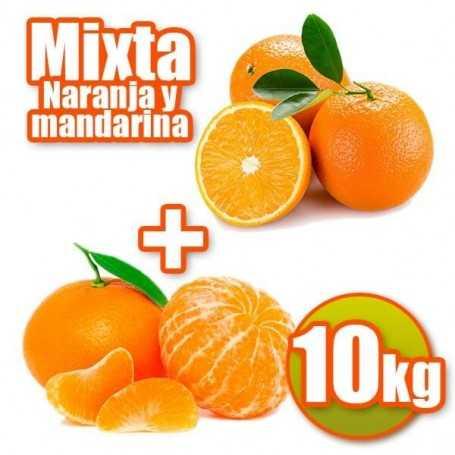 Mixta de mesa y mandarina 10kg