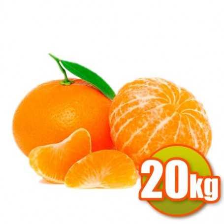 Mandarines 20kg