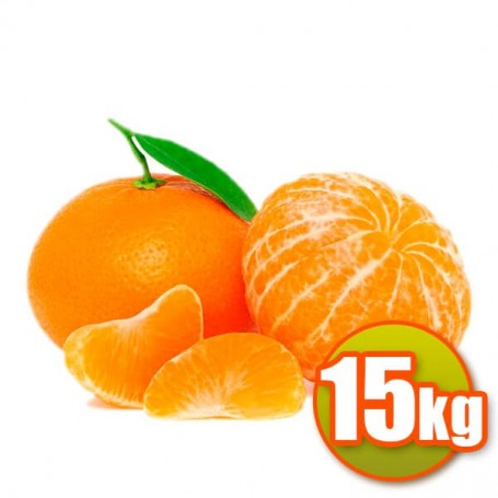 Mandarines 15kg