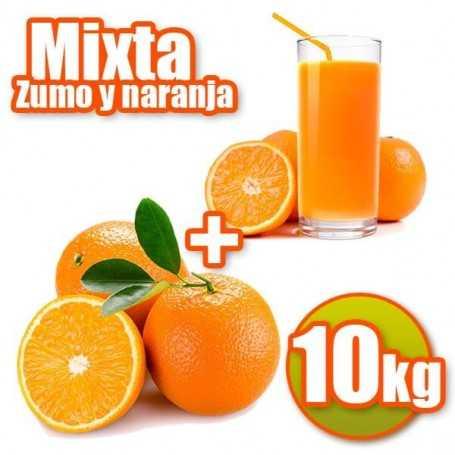 Orangen Mittlere und große 10kg