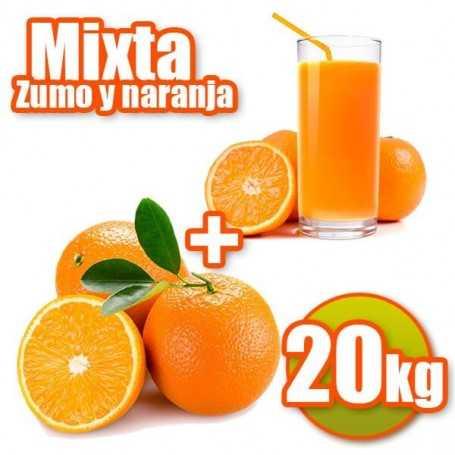 Orangen Mittlere und große 20kg