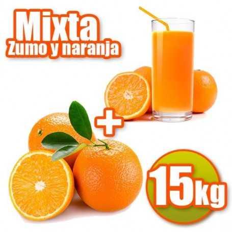Orangen Mittlere und große 15kg