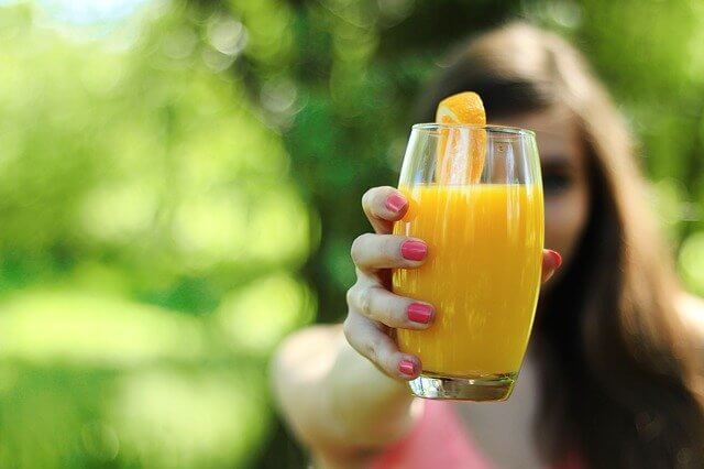 vitaminas naranja